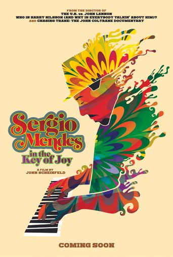 Sergio Mendes: In The Key of Joy Poster