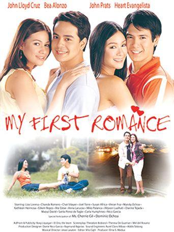 My First Romance Poster
