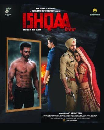 Ishqaa Poster