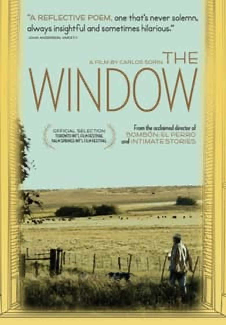 The Window Poster