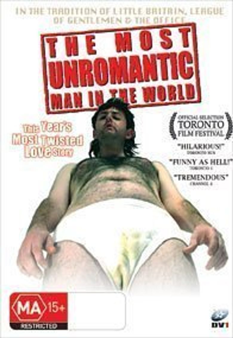 The Most Unromantic Man in the World Poster