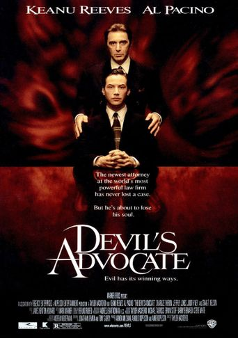 The Devil's Advocate Poster