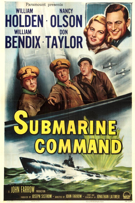 Submarine Command Poster