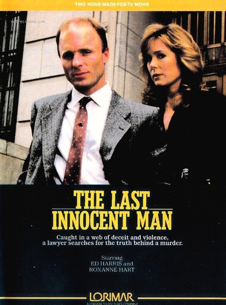 The Last Innocent Man Poster
