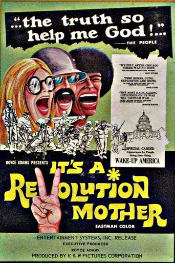 It's a Revolution Mother Poster