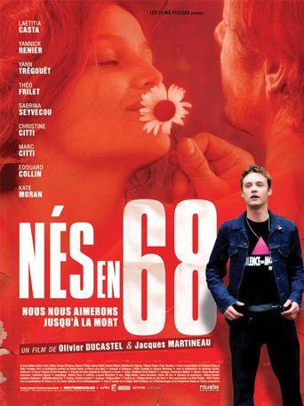 Born in 68 Poster