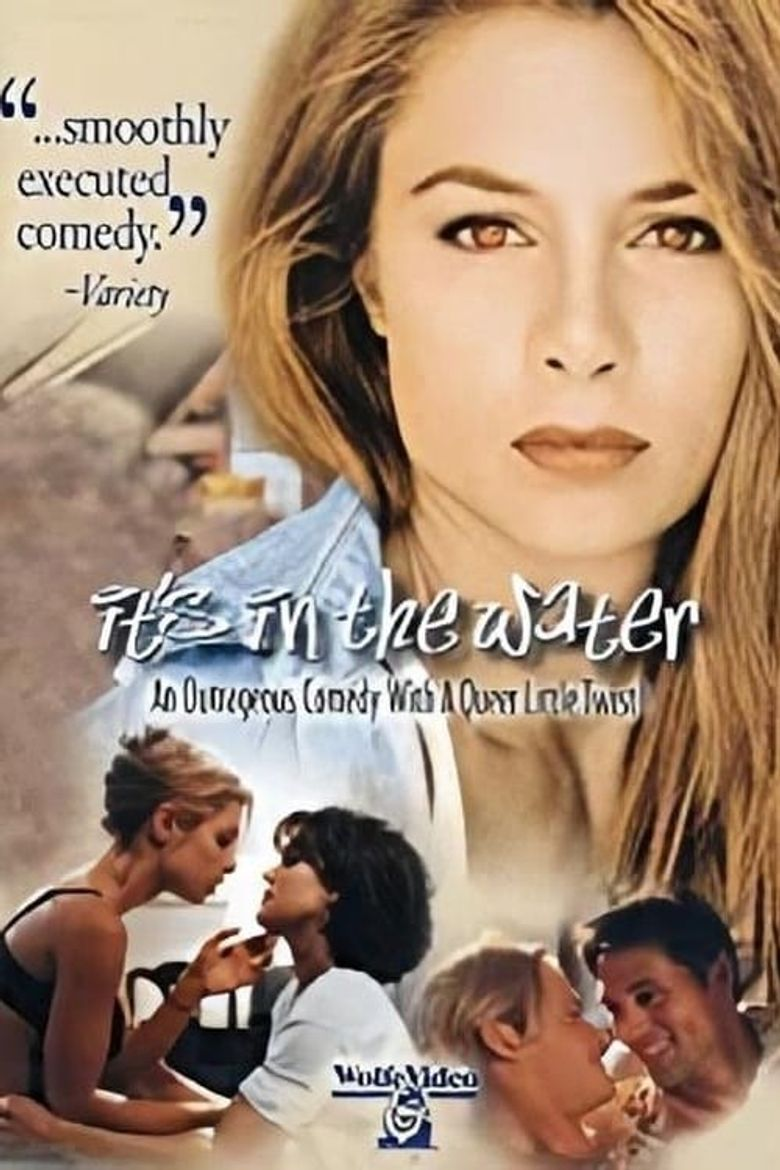 It's in the Water Poster