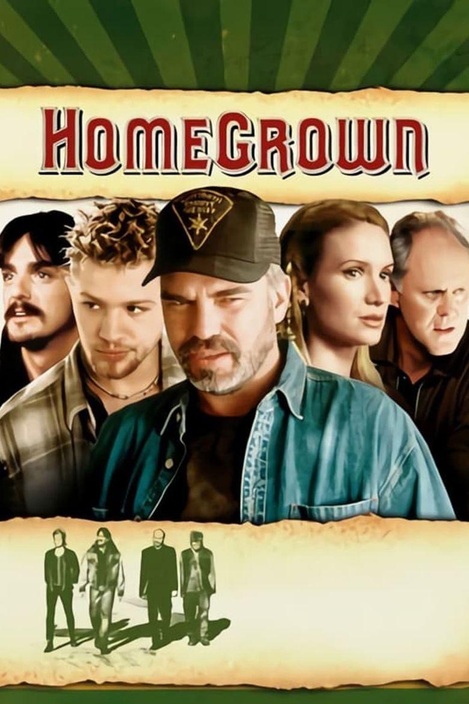 Homegrown Poster