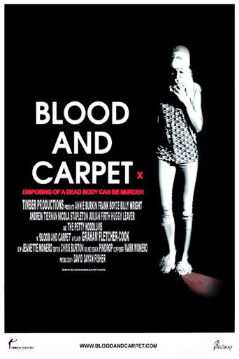 Blood and Carpet Poster