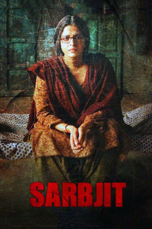 Sarbjit Poster