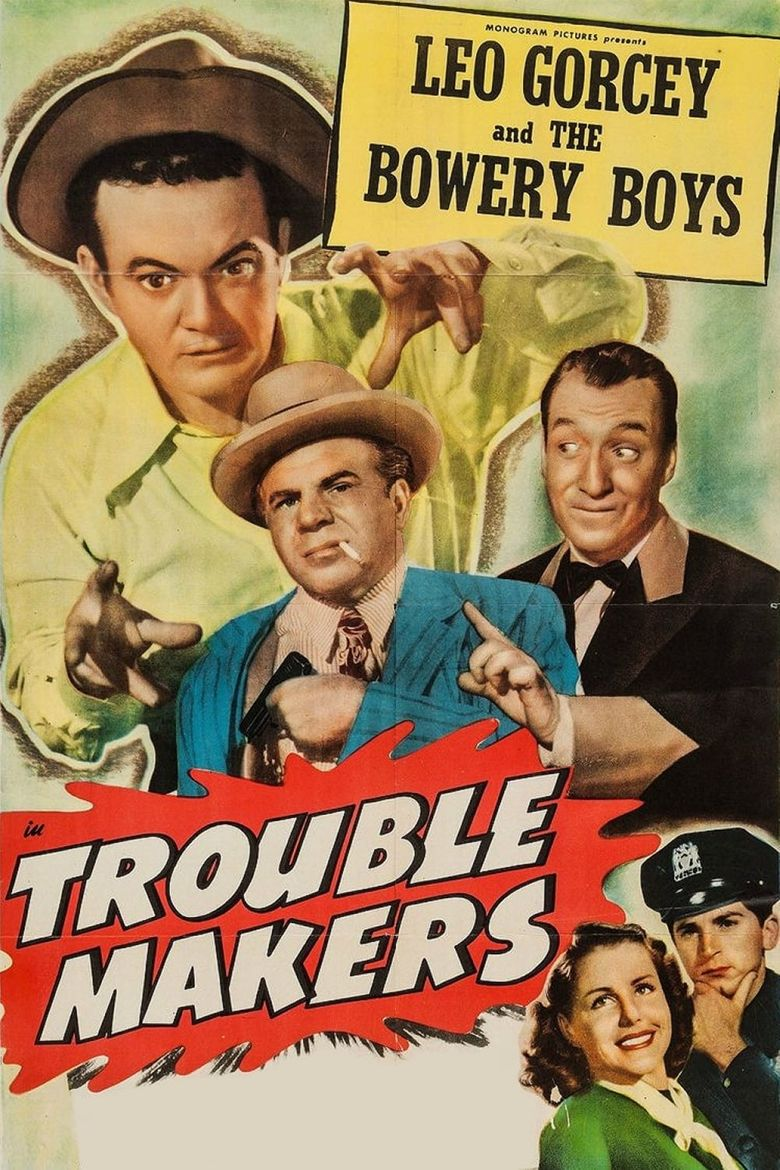 Trouble Makers Poster