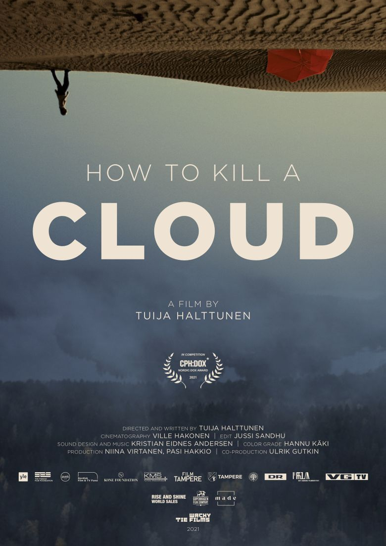 How to Kill a Cloud Poster