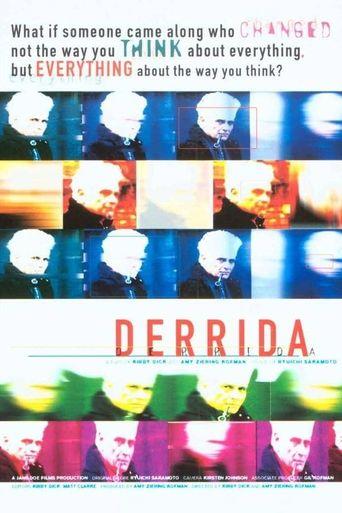 Derrida Poster