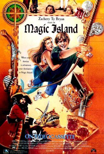 Magic Island Poster