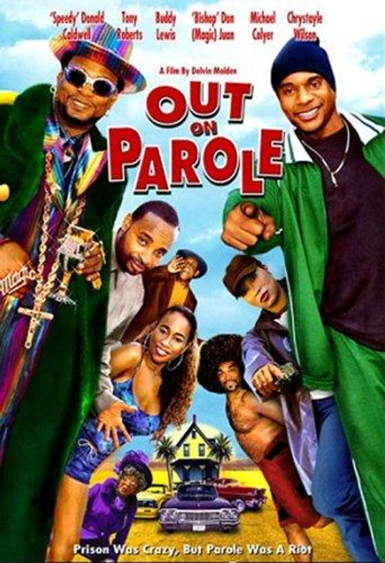Out on Parole Poster