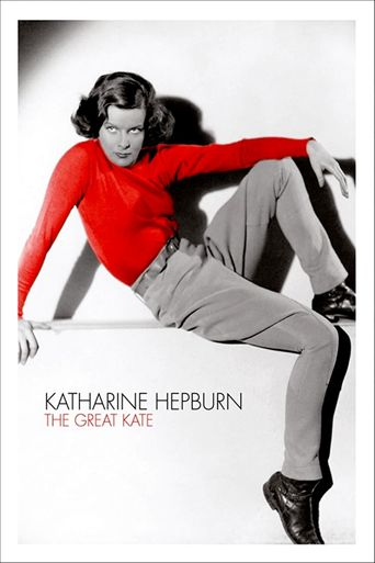 Katharine Hepburn: The Great Kate Poster