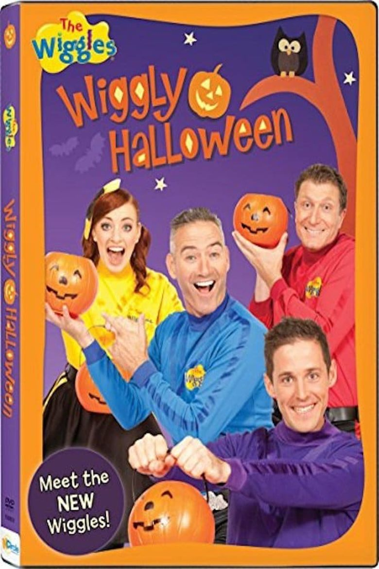 The Wiggles: Wiggly Halloween Poster