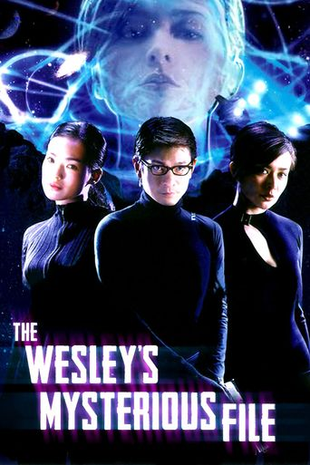 The Wesley's Mysterious File Poster