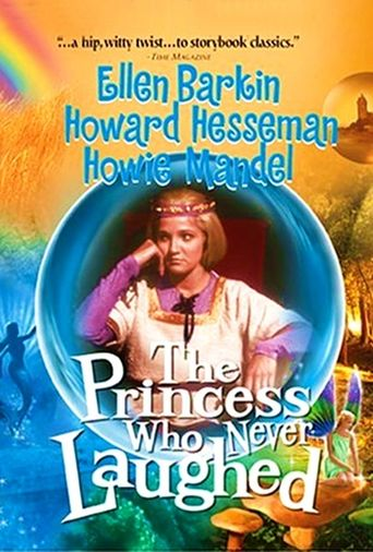 The Princess Who Had Never Laughed Poster