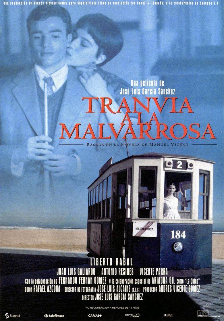 Tranvía a la Malvarrosa Poster