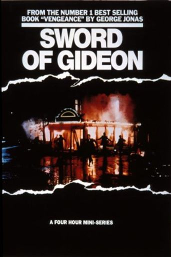 Sword of Gideon Poster