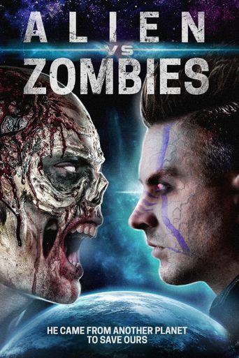 Alien Vs. Zombies Poster