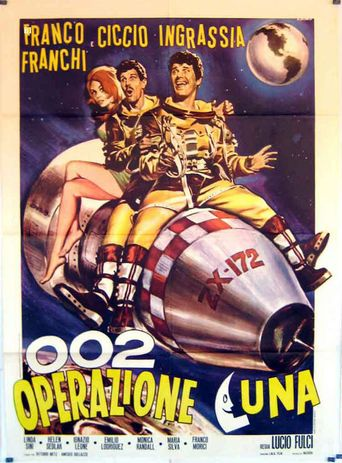 002 Operation Moon Poster