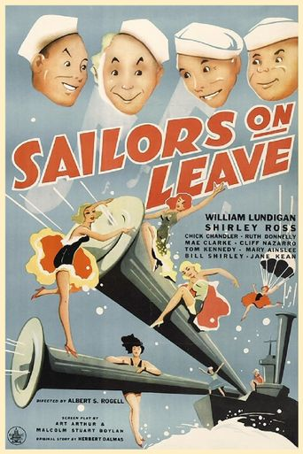 Sailors on Leave Poster