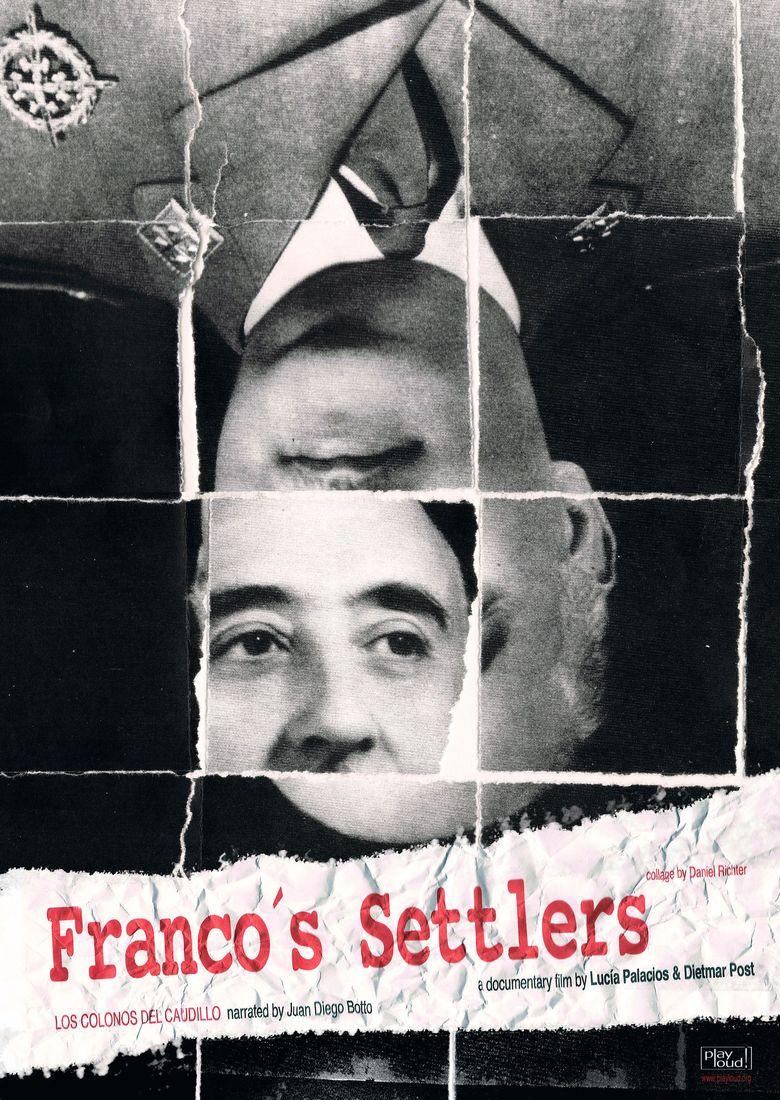 Los colonos del Caudillo Poster