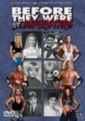 WWE: Before They Were Superstars Poster