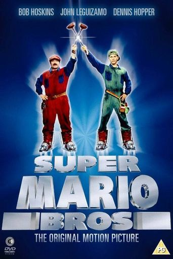 Super Mario Bros: This Ain't No Video Game Poster