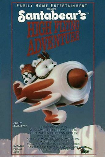 Santabear's High Flying Adventure Poster