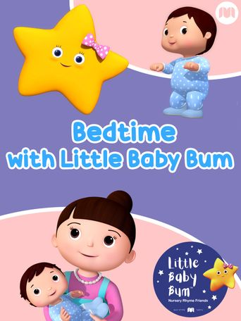 Bedtime with Little Baby Bum Poster