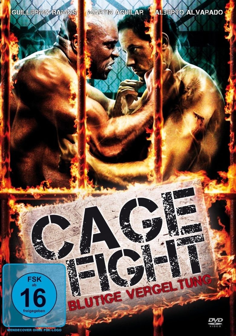 Cage Fight Poster