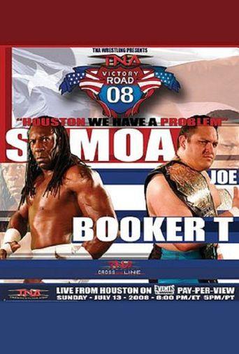 TNA Victory Road 2008 Poster