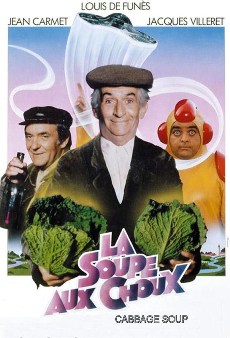 Cabbage Soup Poster