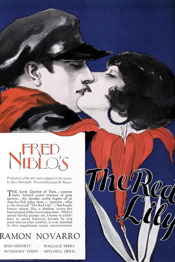 The Red Lily Poster