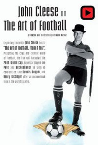The Art of Football from A to Z Poster