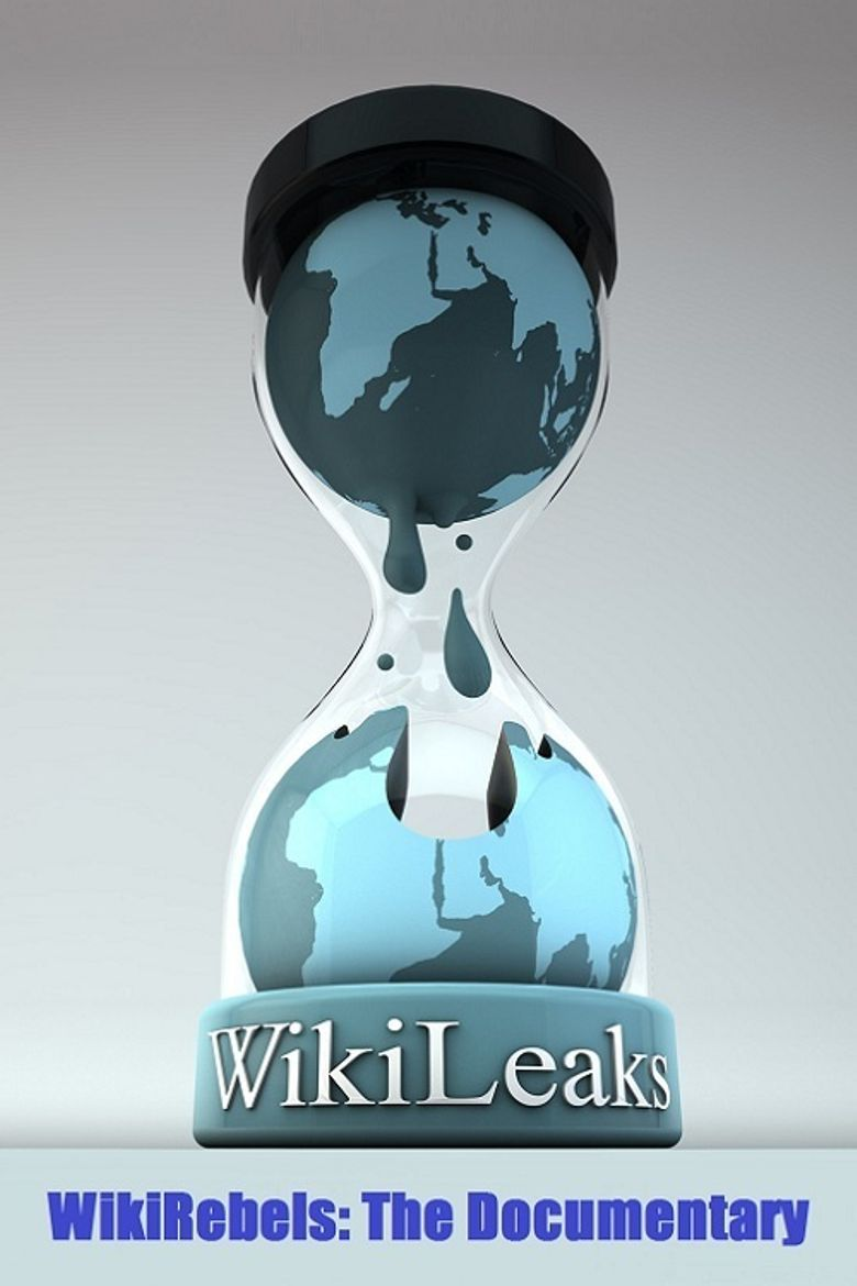 WikiRebels: The Documentary Poster