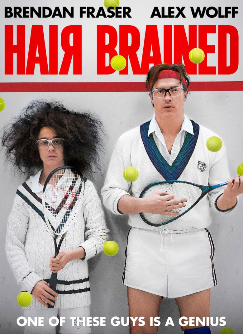 Hairbrained Poster