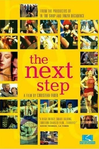 The Next Step Poster