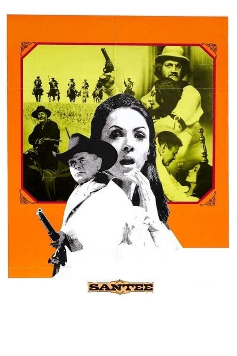 Santee Poster
