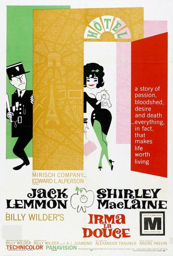 Watch Irma la Douce