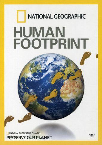 Human Footprint Poster