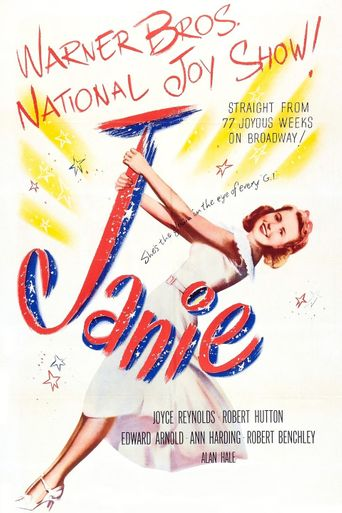 Janie Poster