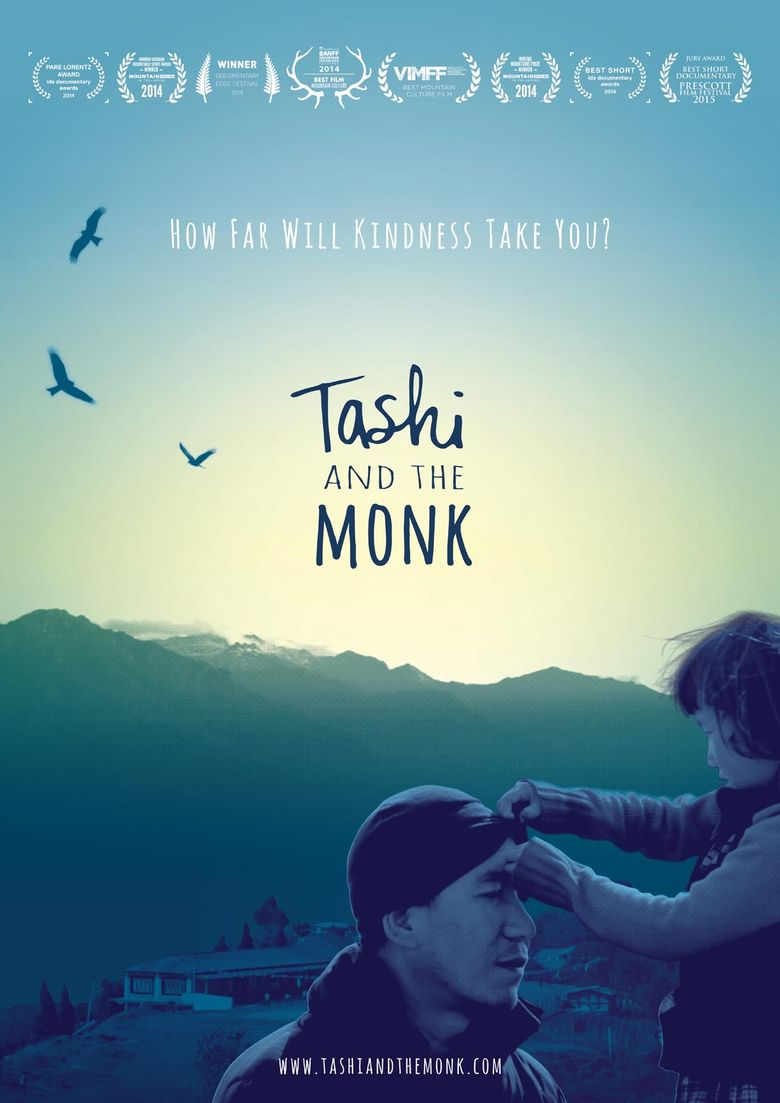 Tashi and the Monk Poster