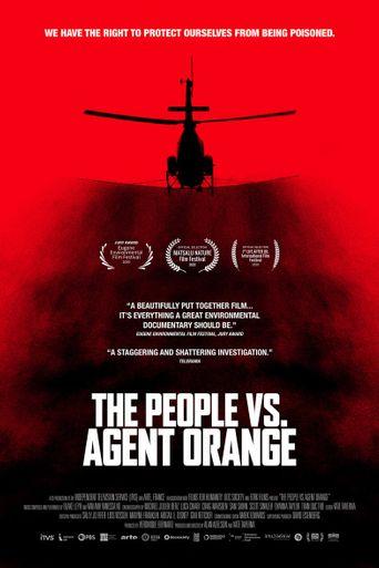 The People vs. Agent Orange Poster