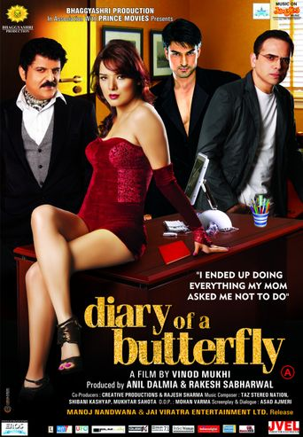 Diary of a Butterfly Poster