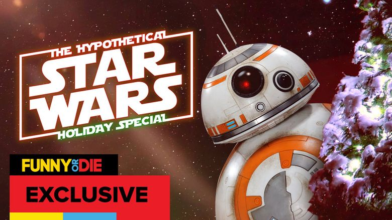 The Hypothetical Star Wars Holiday Special Poster