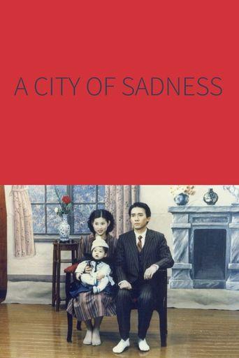 A City of Sadness Poster